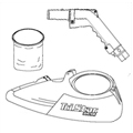 TriStar EX20 Canister Parts