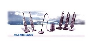 Lindhaus Vacuum Cleaners + FREE EXTRAS!