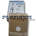 Lindhaus Style A4 Bags (8 bags & 2 filters)