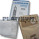 "Lindhaus HCP 12"" BAGS (10 BAGS + 2 MICROFILTERS) PH4"