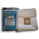 Kirby Generation 5 Hepa Cloth Vacuum Bags 6pk