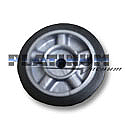 "145 Lindhaus 14"" REAR WHEEL RUBBER 2270000"