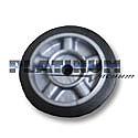 145 Lindhaus Valzer REAR WHEEL RUBBER 2270000