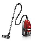 Lindhaus Aria Red W/ Free Bags & Filters