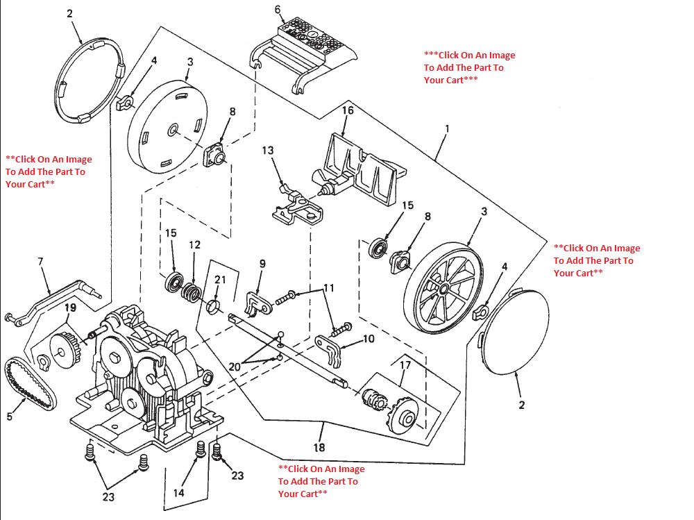 kirby sentria transmission schematic