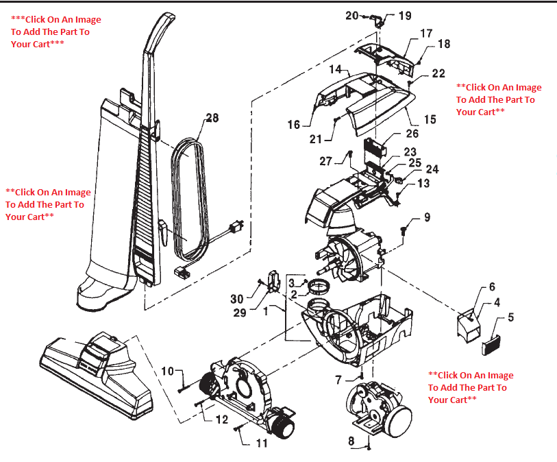 download torent Free Kirby Vacuum Manual G4 Instruction - Daisy