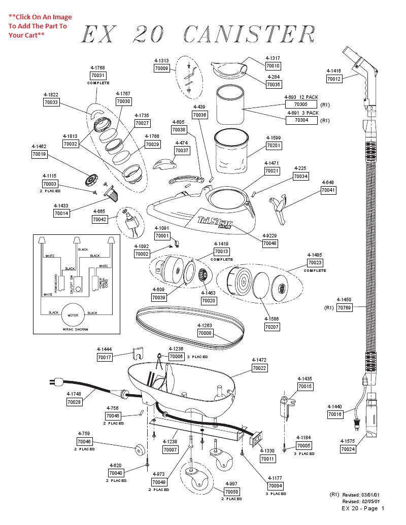 canister vacuum cleaner wiring diagram vacuum cleaner wiring diagram